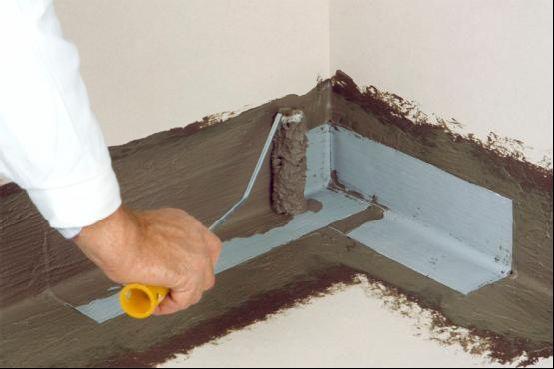 Гидроизоляция бетона, пола, дома, стяжки