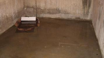 Что делать если течет вода в подвале?!