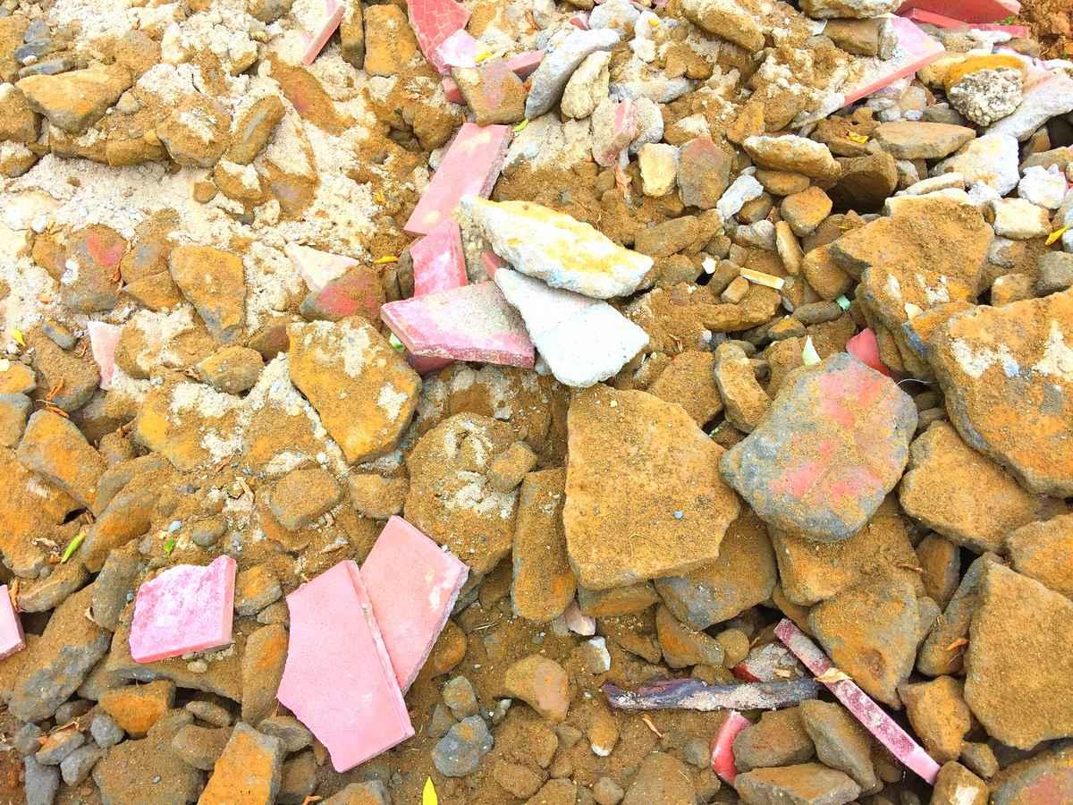 Продажа строительного мусора