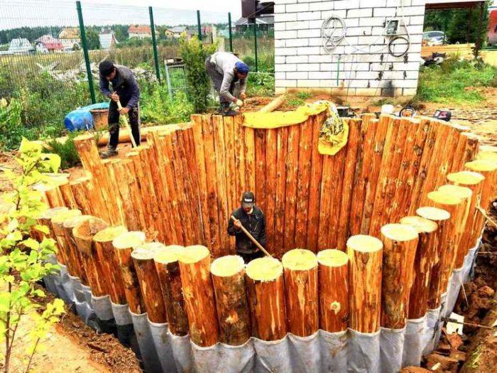 Полезные статьи о строительстве прудов